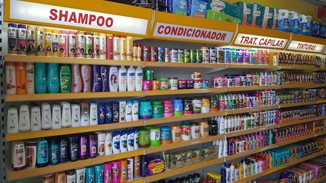 GÔNDOLA PAREDE COM ILUMINAÇÃO  - Foto 3