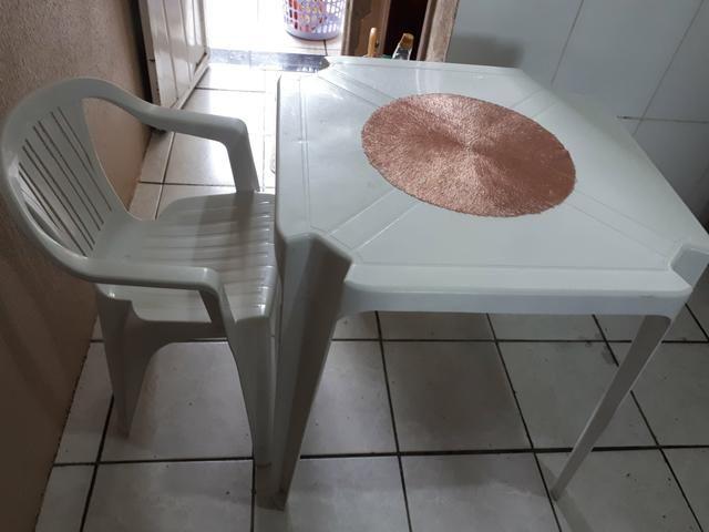 2 mesas 6 cadeiras - Foto 2