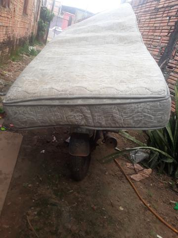 Colchao de cama box - Foto 4