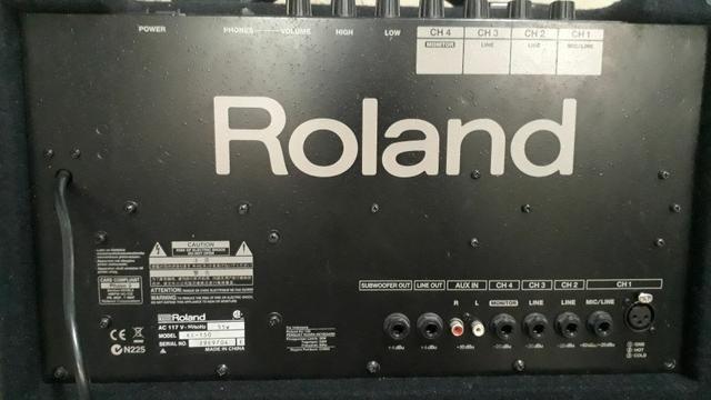 Amplificador Roland 150 - Foto 2
