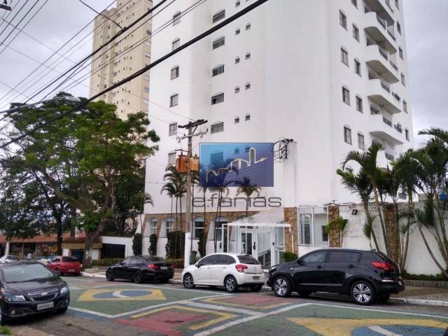 Apartamento com 3 dormitórios para alugar, 70 m² por R$ 2.500,00/mês - Vila Matilde - São