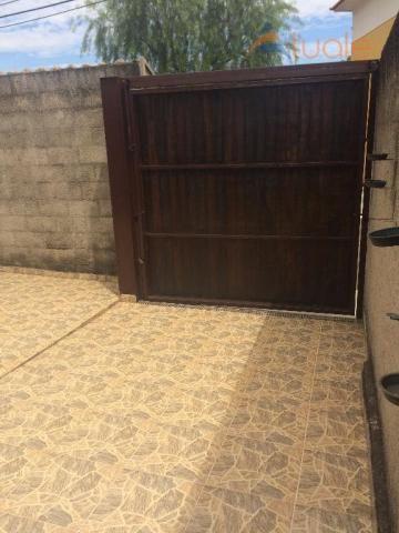 Casa com 2 dormitórios para alugar, 55 m² por R$ 1.000,00/mês - Parque Villa Flores - Suma - Foto 10