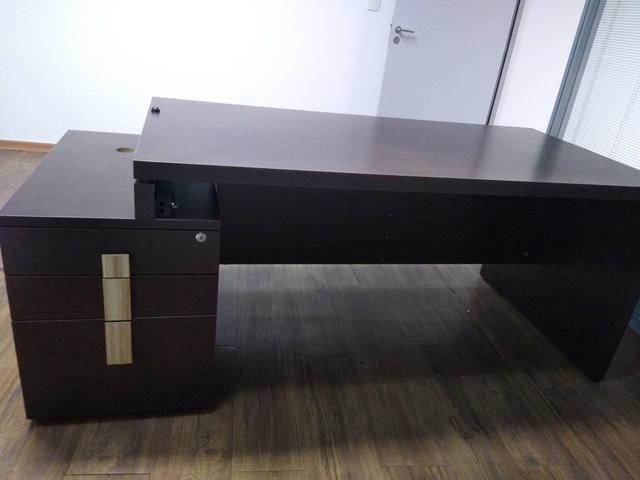 Mesa de Escritório Executiva - Foto 2