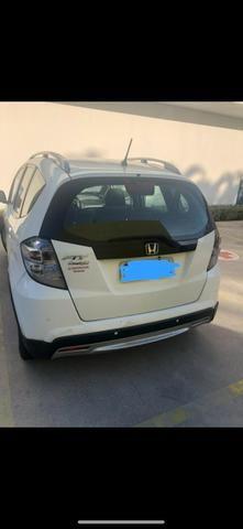 Honda fit **branco 2013
