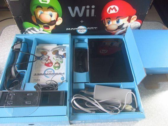 Wii Black desbloqueado com mais de 2000 jogos - Foto 2
