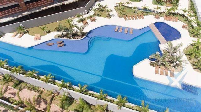 Living Resort com 3 dormitórios para locação ou venda, 116 m² por R$ 935.000 - Manoel Dias - Foto 15