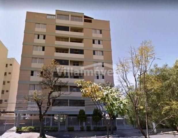 Apartamento à venda com 3 dormitórios em Vila marieta, Campinas cod:CO007986