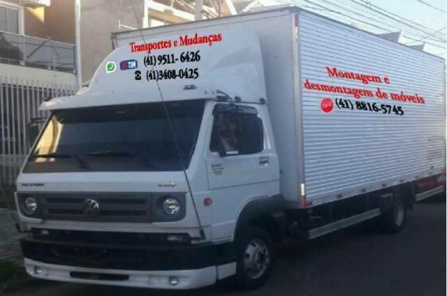 Caminhão de fretes mudanças viagens *