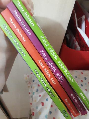 Livros da Thalita Rebouças  - Foto 5
