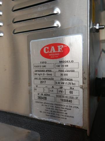 Moedor de carne B 22 CAF semi novo - Foto 4