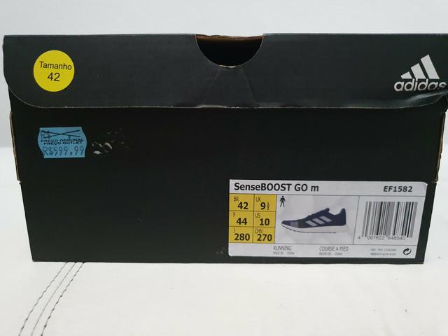 Adidas Senseboost N?42 - Foto 6