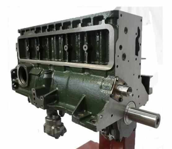 Motor parcial M. Benz om 352 0km - Foto 2