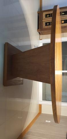 Mesa madeira - Foto 3