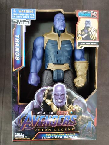 Bonecos Avengers Marvel