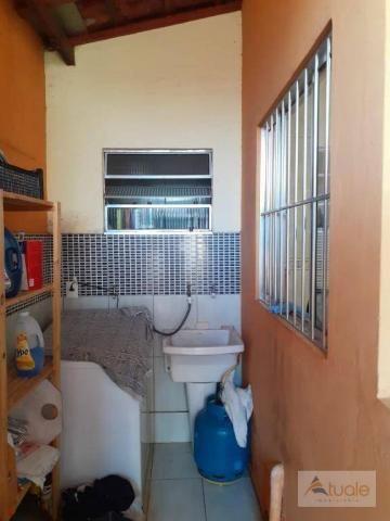 Casa com 2 dormitórios à venda, 50 m² por R$ 240.000 - Parque Nova Veneza/Inocoop (Nova Ve - Foto 13