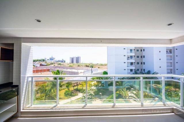 Living Resort com 3 dormitórios para locação ou venda, 116 m² por R$ 935.000 - Manoel Dias