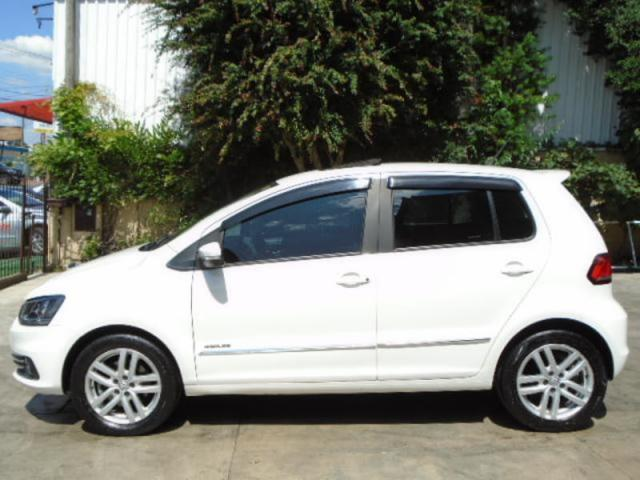 VOLKSWAGEN FOX MSI HIGHLINE 1.6 16V TOTAL FLEX 4P - Foto 12
