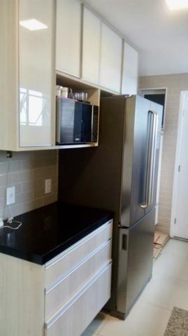 Vendo Ap. Condomínio La Place, 9 andar, Torre Lilac, 112m, 3 suítes, Varanda Gourmet - Foto 6