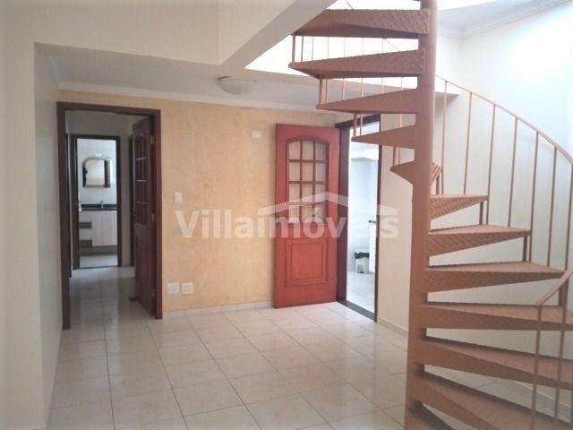 Apartamento à venda com 3 dormitórios em Vila marieta, Campinas cod:CO007986 - Foto 5