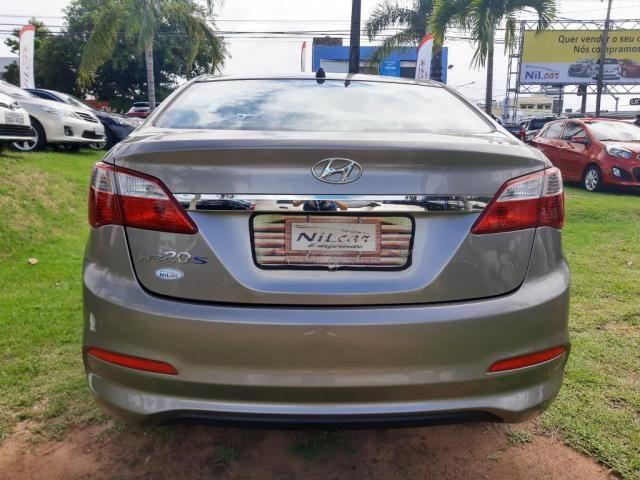 Hyundai Hb20s Unique 1.0 Flex 12v Mec. - Foto 3