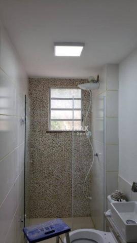 Apartamento com 2 dormitórios à venda, 48 m² por R$ 169.000,00 - Pimenteiras - Teresópolis - Foto 11