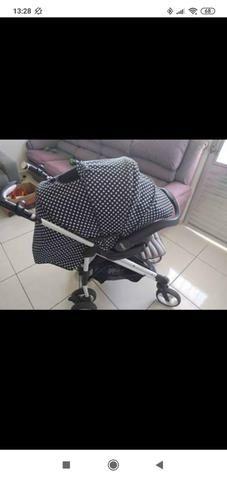 Bebê conforto e carrinho - Foto 4