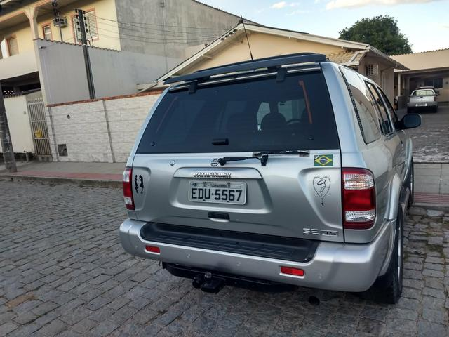 Nissan Pathfinder GNV repasse - Foto 3
