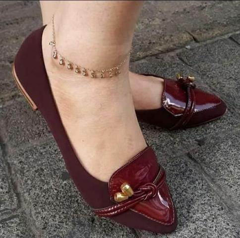 Sapatilhas e sandálias - Foto 2