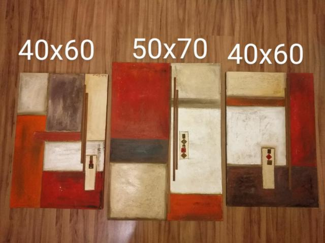 Quadros de parede R$ 80,00