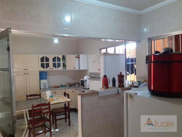 Casa com 2 dormitórios à venda, 50 m² por R$ 240.000 - Parque Nova Veneza/Inocoop (Nova Ve - Foto 11