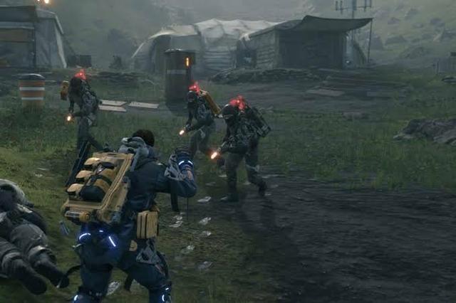 Death stranding PS4 dublado português mídia física - Foto 6