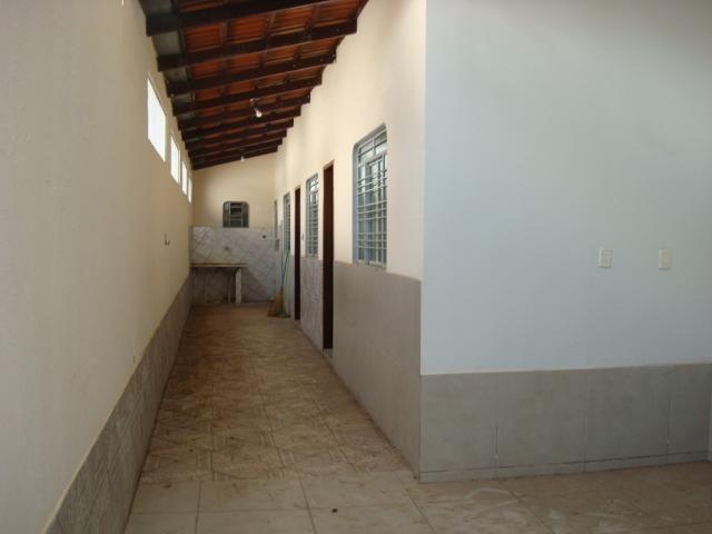 Casa para alugar com 2 dormitórios em Setor coimbra, Goiânia cod:204 - Foto 2