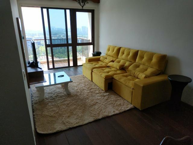 Cobertura condominio novo leblon duplex - Foto 2