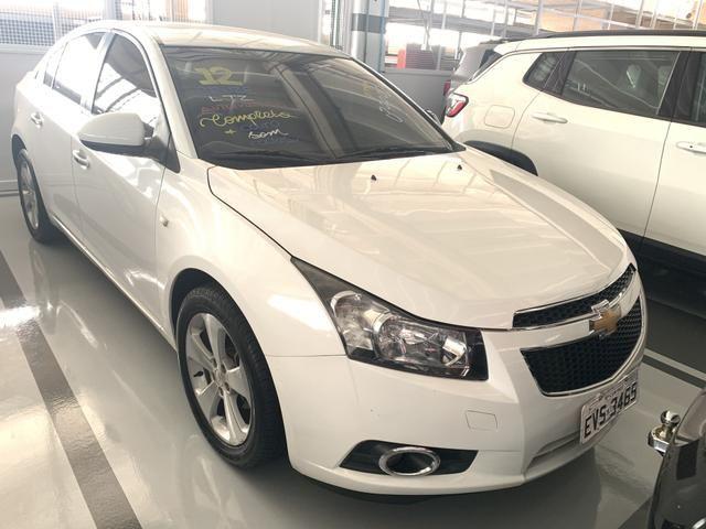 GM Chevrolet Cruze 1.8 flex LTZ Aut 2012 completo