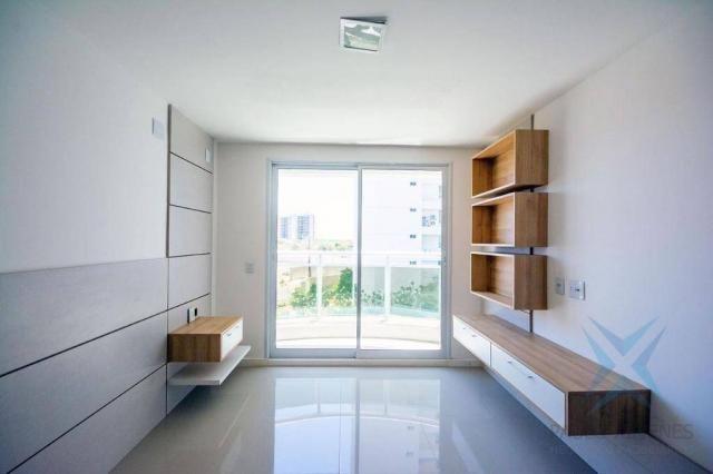 Living Resort com 3 dormitórios para locação ou venda, 116 m² por R$ 935.000 - Manoel Dias - Foto 7