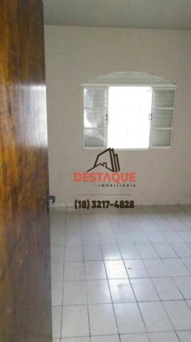Casa com 2 dormitórios para alugar, 74 m² por R$ 800,00/mês - Conjunto Habitacional Ana Ja - Foto 4