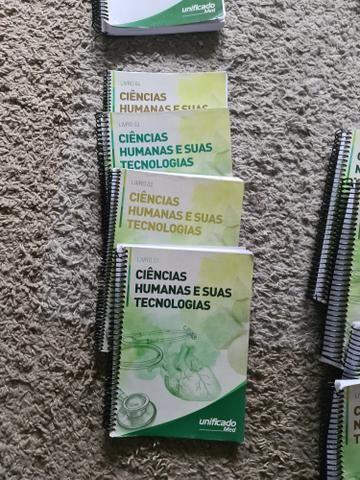 Livros para enem Vestibular Unificado Med - Foto 3