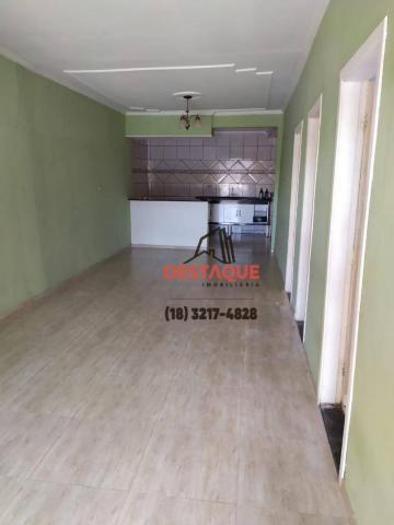Casa com 2 dormitórios para alugar, 200 m² por R$ 700,00/mês - Parque José Rotta - Preside - Foto 11
