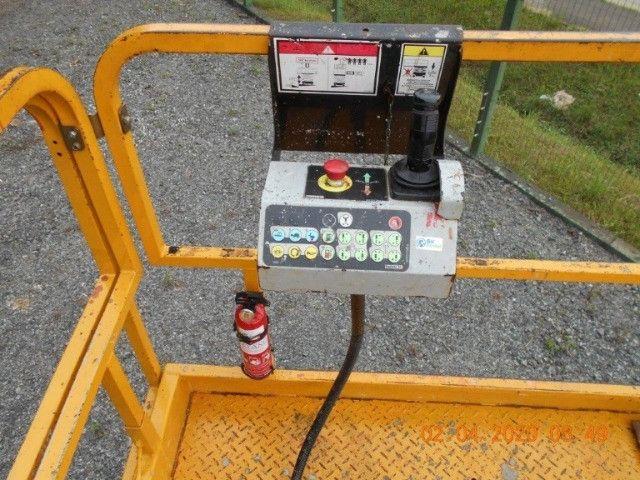 Plataforma Tesoura Diesel 2012 HA15SX Haulotte - AFI 3000452 - #7078 - Foto 6