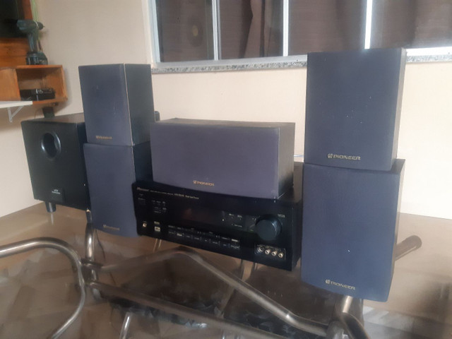 Som PIONEER. Home theather.  Receiver. - Foto 2