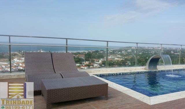Cobertura No Olho D Água ,Vista Mar ,Moveis Projetado ,320m² - Foto 3
