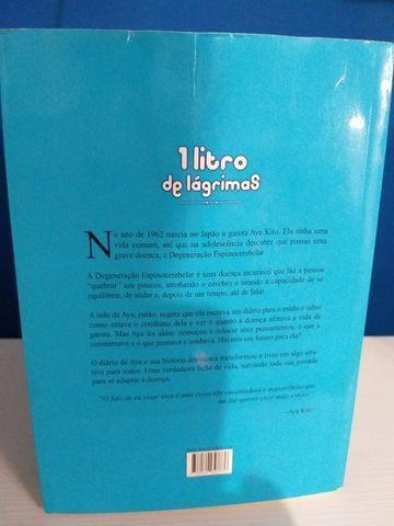 Livro 1 Litro de Lágrimas - Foto 2