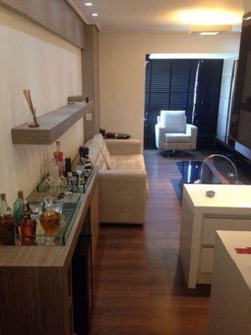 Apto no Condomínio Inter Atlântico Residence, Mobiliado, Venda ou Locação - Foto 3
