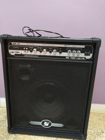Amplificador Frahm MF 580