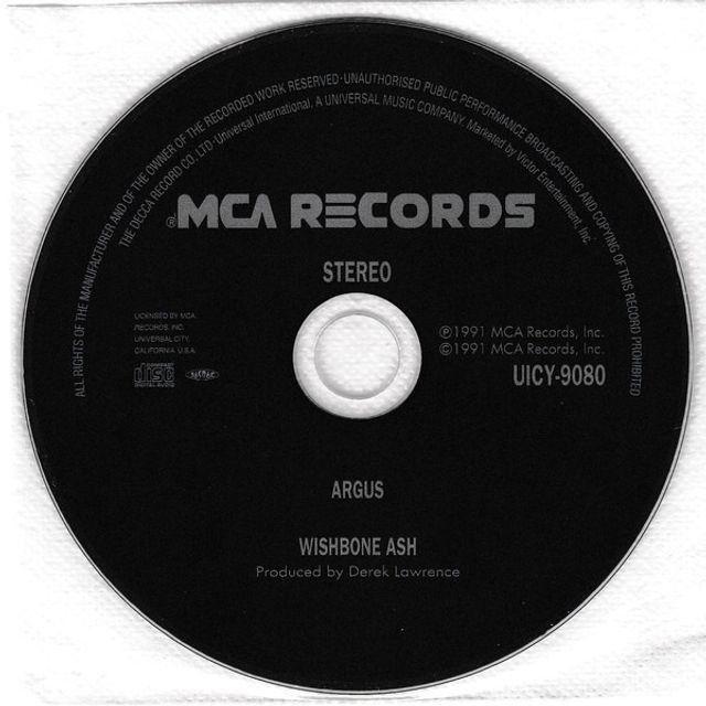 Wishbone Ash - Argus - Foto 4