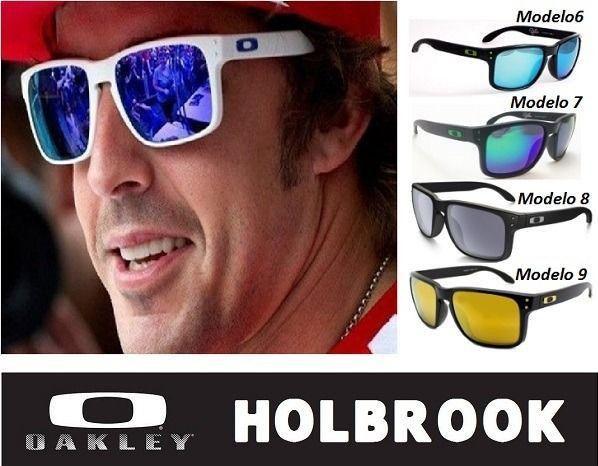 Óculos Oakley Holbrook 100% Polarizado - Foto 2