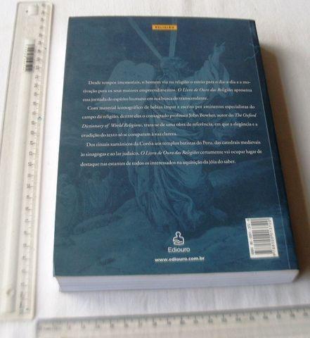 Livro Religioso - O Livro de Ouro das Religiões - John Bowker - 2004 - Foto 5