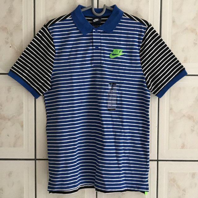 Camisa Polo Nike NSW Adulto Masculino Original Nova (Tamanho: P)