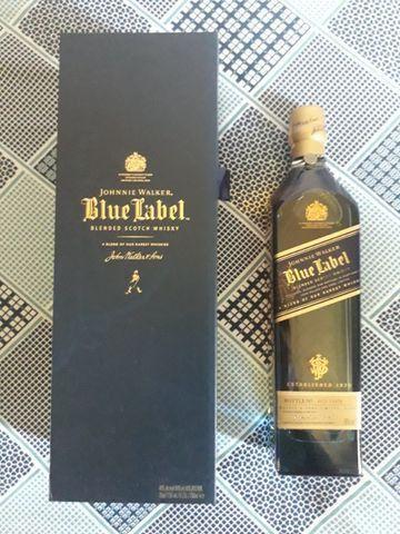 Whisky Johnnie Walker Blue label - Foto 2