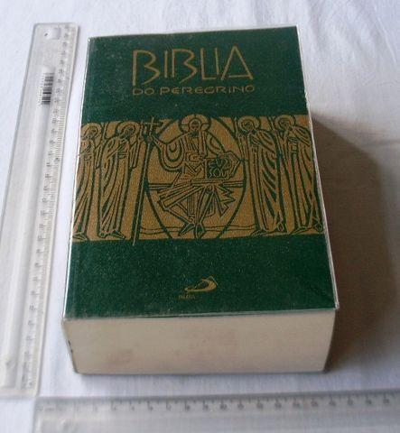 Livro Religioso - Bíblia do Peregrino - Luís Alonson Schökel - 2002 - Foto 2